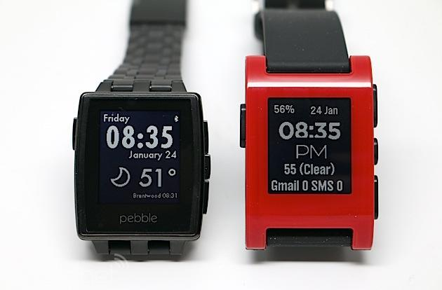 Pebble drops prices by $50 and adds continuous fitness tracking