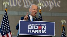 Biden warns confirming Supreme Court justice before election would cause 'irreversible damage' and promises to nominate a Black woman if he wins