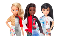 Mattel, maker of Barbie, introduces gender-neutral dolls