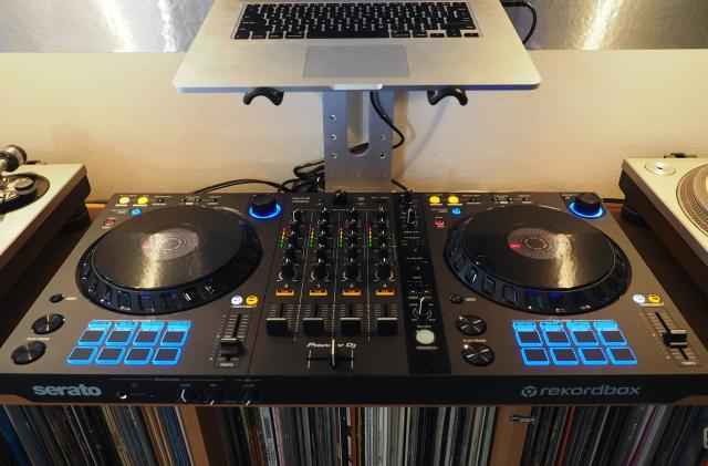 Pioneer DJ's new controller supports Rekordbox, Serato and a few new tricks