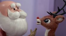 Rare Rudolph and Santa puppets from the beloved animated special are headed for auction