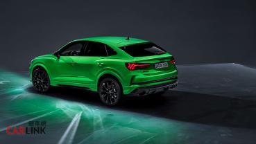 RS Q3 Sportback首次亮相!2021 Audi Roadshow全台巡迴活動12/25開跑