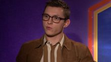 Tom Holland on how he helped keep Spider-Man at Marvel with tipsy Disney call: 'It wasn't like I was smashed'