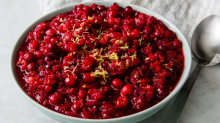 Skip the Sauce and Put One of These Cranberry Relishes on Your Thanksgiving Table