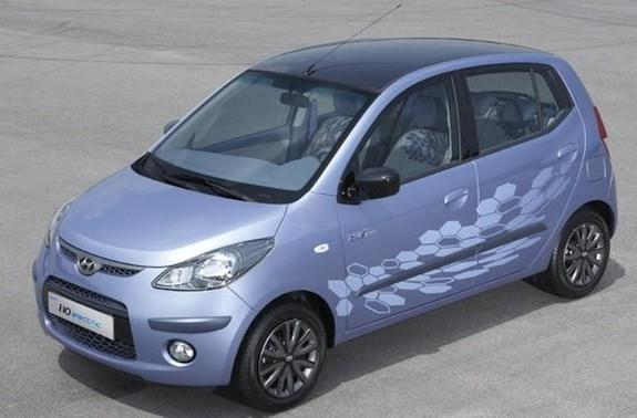 Kia to roll out re-badged Hyundai electric minicar in late 2011