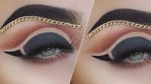 Behold: Chain Brows AKA the Newest Eyebrow Trend