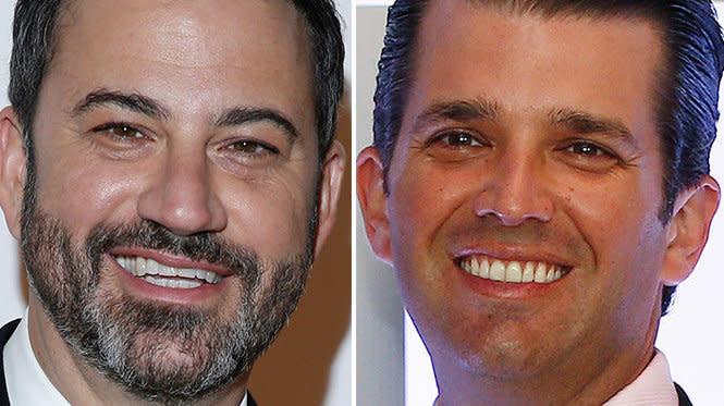 Jimmy Kimmel Shreds Donald Trump Jr. For Perpetuating Florida Shooting Conspiracies