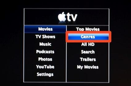 Apple looses minor Apple TV 2.0.1 update