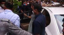 Kangana Ranaut looks upset to see her demolished office in Mumbai; Watch video