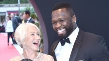 50 Cent Joins List of Helen Mirren's Admirers