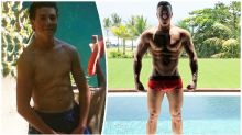 Reality TV star reveals dramatic transformation