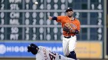 5  Astros land on injured list because of COVID-19 protocols