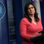 Trump press secretary Sarah Sanders ejected from Virginia restaurant