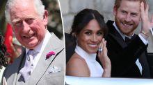 Prince Charles' royal wedding speech made Harry 'very emotional'
