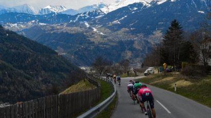 Cyclisme - T. des Alpes - Tour des Alpes: suivez la 3e étape en direct