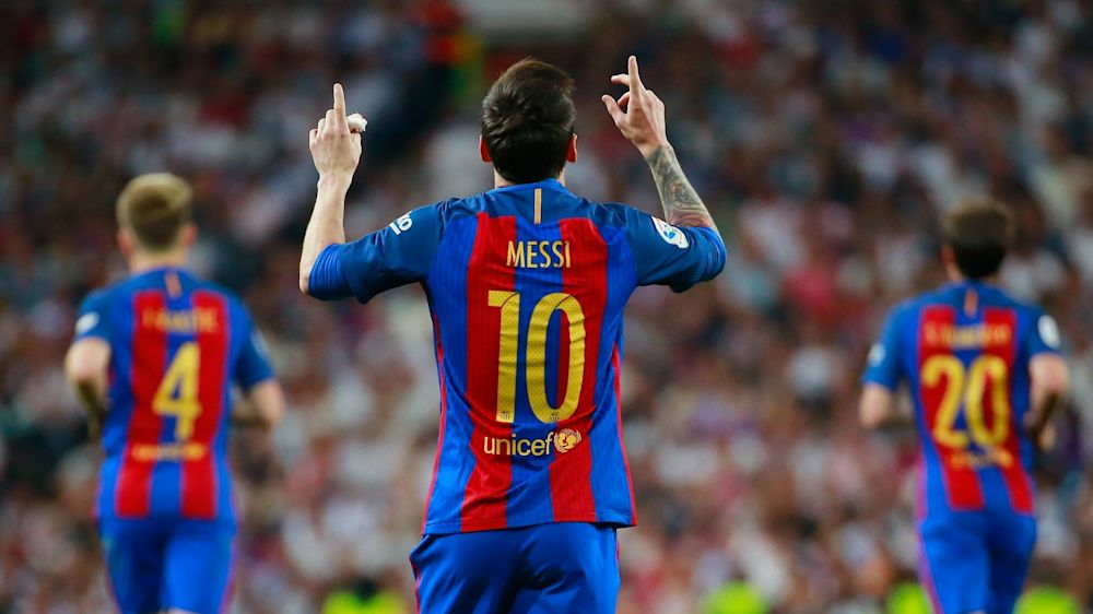 Insólito: Cristina tuvo que desmentir un enfado con el gol de Messi