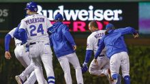 Cubs right 'roller coaster' start to a thrill-ride sweep of champs