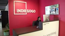 Indiegogo's guaranteed shipping provides refunds for failed campaigns