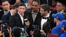 Gennady Golovkin's trainer calls Canelo Alvarez 'a slapper,' questions his punching power