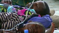 UN: Cholera 'epidemic' strikes Burundi refugees