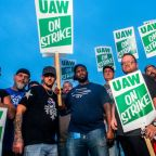 GM no longer paying for striking workers' health insurance as negotiations enter 3rd day