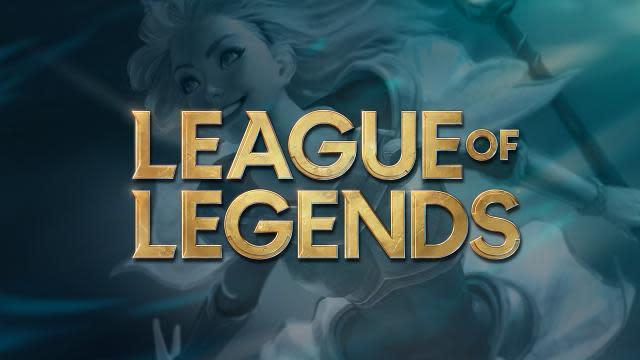 《英雄聯盟》全新 Logo,各位覺得如何呢?
