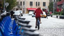 Lyft adds Citi Bikes to its app for NYC riders