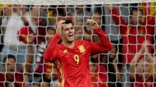 Alvaro Morata leads Chelsea quartet left out of Spain World Cup squad as Arsenal's Nacho Monreal earns call
