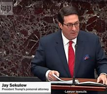 Trump lawyer Jay Sekulow's odd impeachment rant about 'lawyer lawsuits' may stem from a misheard phrase