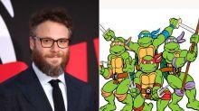 Seth Rogen's Teenage Mutant Ninja Turtles Movie Reboot Sets Summer 2023 Premiere