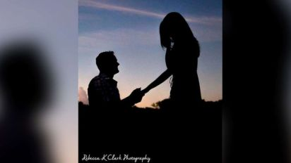 Total solar eclipse was perfect marriage proposal backdrop