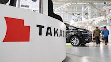 Takata reportedly planning to file for bankruptcy