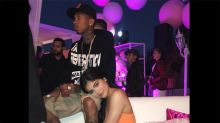 Kylie Jenner Posts 'Mr & Mrs' Photo With Tyga, Panics When She Finds a Grey Hair