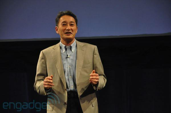 Sony's Kaz Hirai consolidates power as likely CEO successor to Howard Stringer