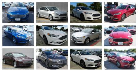2020 Ford Fusion Closeout Sale