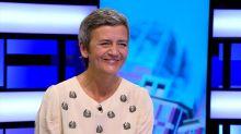 Female EU Commission president 'long overdue', says Margrethe Vestager