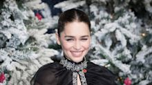 Emilia Clarke recalls reading hateful comments about her body after early 'GoT' nude scene