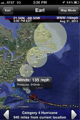 In Brief: Hurricane for iPhone on sale
