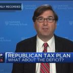 Two parts to the GOP tax plan: Former White House economi...