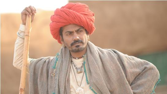Once again Nawazuddin's proves his acting skills