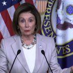 Pelosi recaps meeting that led to Trump 'meltdown'
