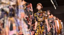 London Fashion Week day four: A trip back to school with history, politics and science