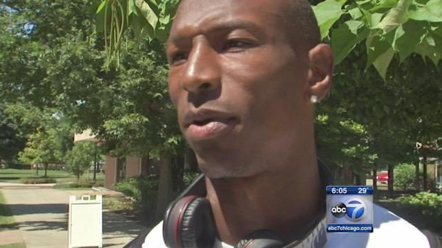 Ex-Chicago Bear Sam Hurd sentenced to 15 years in drug case