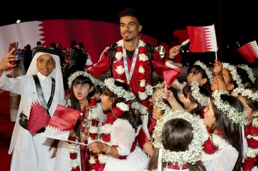 asian cup winner qatar team
