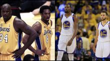 The Warriors, the 2000–01 Lakers, and two dominant playoff runs