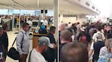 Adelaide airport evacuated due to security incident