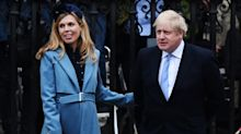 Boris Johnson tests positive for coronavirus - will he have to isolate from pregnant fiancée Carrie Symonds?