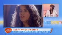 Toni Childs set to embark on a massive Australian tour