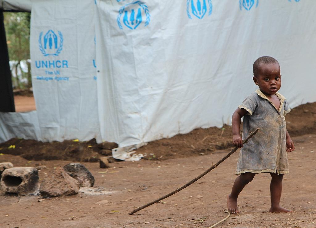 Some 75,000 Burundian refugees are in Rwanda, according to the UN refugee agency, UNHCR, which said it had not been informed in advance of the decision (AFP Photo/Stephanie Aglietti)
