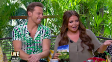 I'm a Celebrity: Extra Camp's Joe Swash and Scarlett Moffatt are leaving the show